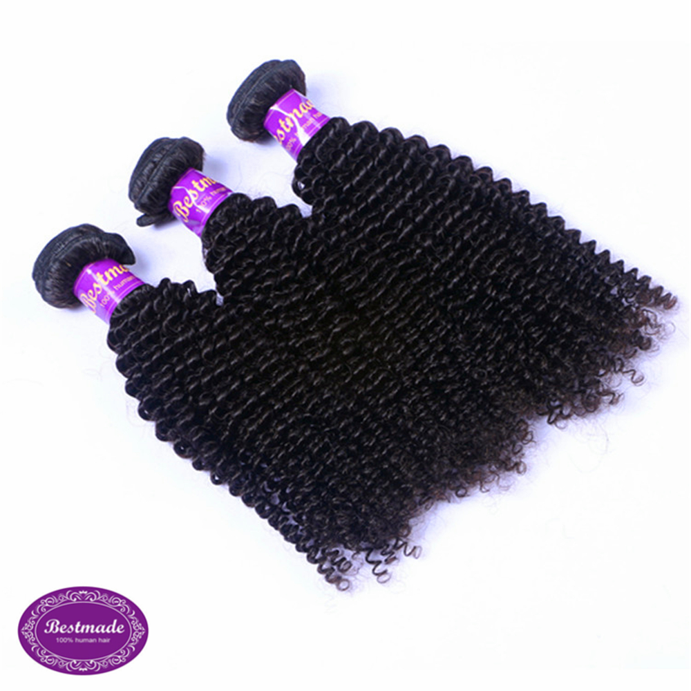 Hot Curly Wave Hair Factory Wholesale Natural Raw Unprocessed Virgin Indian Remy Hair