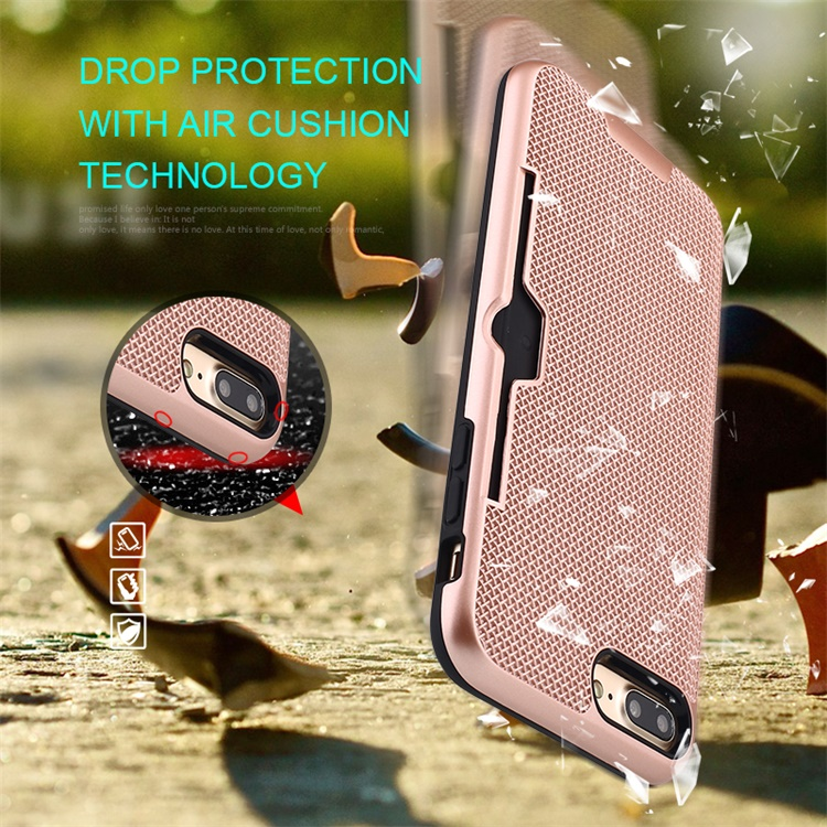Made of Durable TPU+PC drop protection with air cushion technology  case for iphone 7 4.7 inch