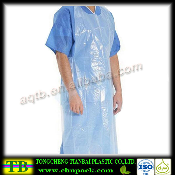 ldpe apron disposable bibs adult bibs disposable aprons