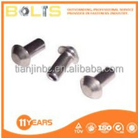Stainless steel cone head rivets from china