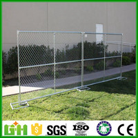 High QualityHot sale competitive price Used chain link fence gate for sale/chain link fence price