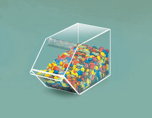 Stackable Candy Bin Mini Acrylic Food Bin fd140304013
