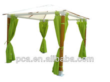 Top Selling Chinese Wooden Garden Hot Tub Outdoor Gazebo
