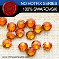 Swarovski Elements Jewelry Copper (COP) 16ss Flat Back Crystal No Hotfix Rhinestone