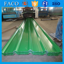 Hot selling roofing sheet aluminium zinc 18 gauge corrugated galvanized sheet in india Tianjin supplier