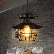 Simple style American vintage indusrial fancy star shaped pendant lighting for Bar Cafe decorations