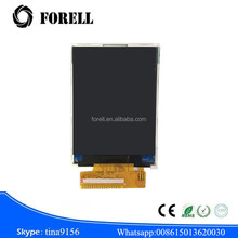 Spi Tft Lcd 2.4 Inch 240 * (RGB )* 320 With RTP Mobile Lcd Screen Display
