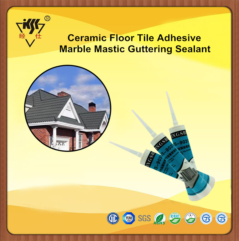Ceramic Floor Tile Adhesive And Marble Mastic Guttering Sealant