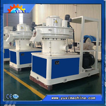 Ring die charcoal powder pellet machine/rice husks complete wood pellet production making line sale