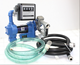 12v Electric Oil Fuel Bio Diesel Gas Transfer Pump W/ Meter + 12' Hose & Nozzle
