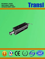 14 N Keeping Force 24V Solenoids Electric Linear Actuator
