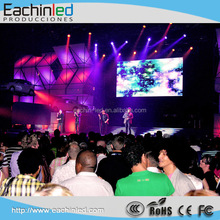 Ali express full rental visual Equipment for dj booth led display screen