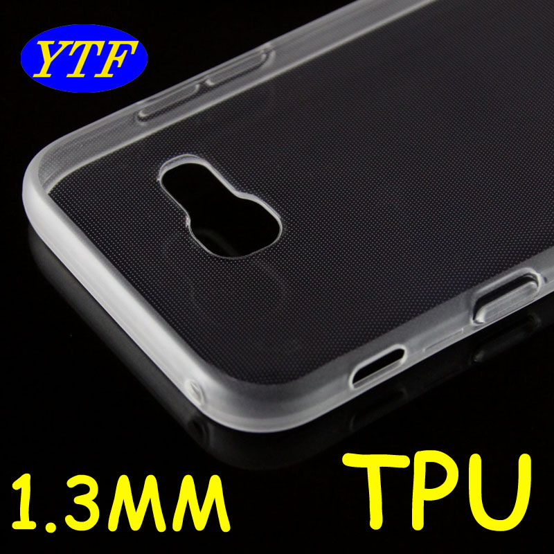 1.3MM thickness Smooth Surface matte sides TPU case for HTC BOLT Desire 10 EVO