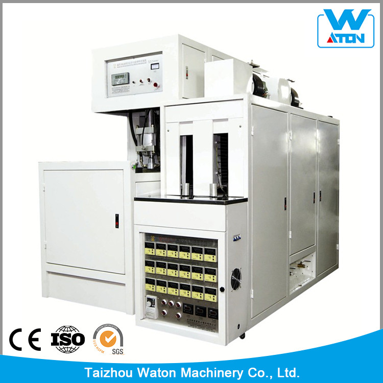 QCS-10A-20 Semi-Automatic Plastic Bottle Making Machine Used