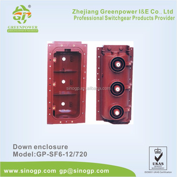 Best Quality 12KV Insulating Part for High Voltage Switchgear Meet IEC Standard
