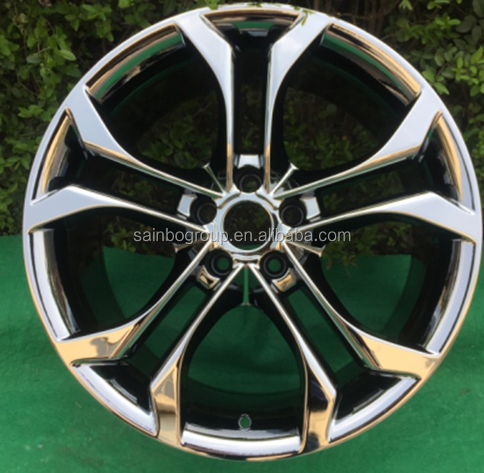 international certificate aftermarket wheels/ car rims/car wheels