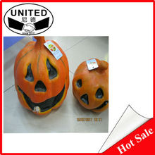 Halloween plastic pumpkin artificial pumpkin