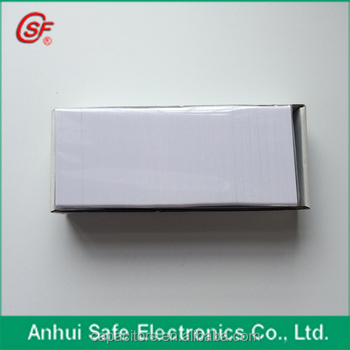 High Quality Inkjet PVC Card,no scratch on surface
