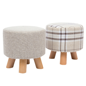 Wholesale Solid Mini Wood Stool