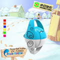 In 2014 a new outdoor toys cartoon snow clip