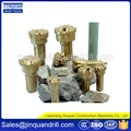 DTH Bits, DTH Hammer, DTH Drill Tube, cross rock drill bits for Button Bits Sharpening.