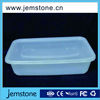 plastic food tray clear/sample food packaging