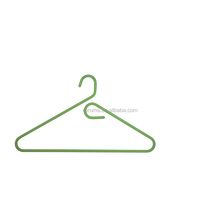 clothes hanger steel powder coat hanger new with good quality