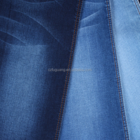 100% cotton denim fabric with spandex lycra