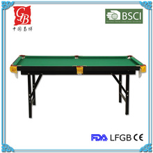 Extra-large MDF 1.2cm macrame table game pool game billiard game for party