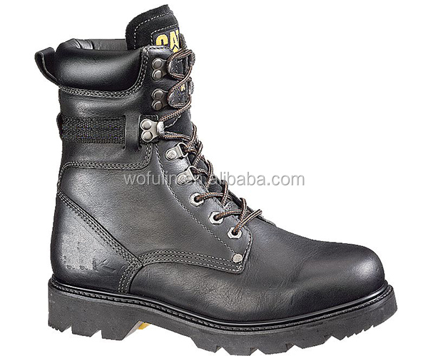 industrial safety shoes with steel toe insert