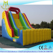Hansel colourful kids playing inflatable toy amusment park inflatable play area for children