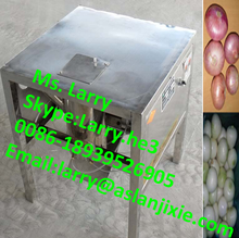 small onion skin peeling machine/automatic onion peeler/onion skin removing machine
