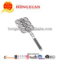 Hot galvanized stainless steel barbecue bbq grill wire mesh net made in China Yangjiang Hongxuan