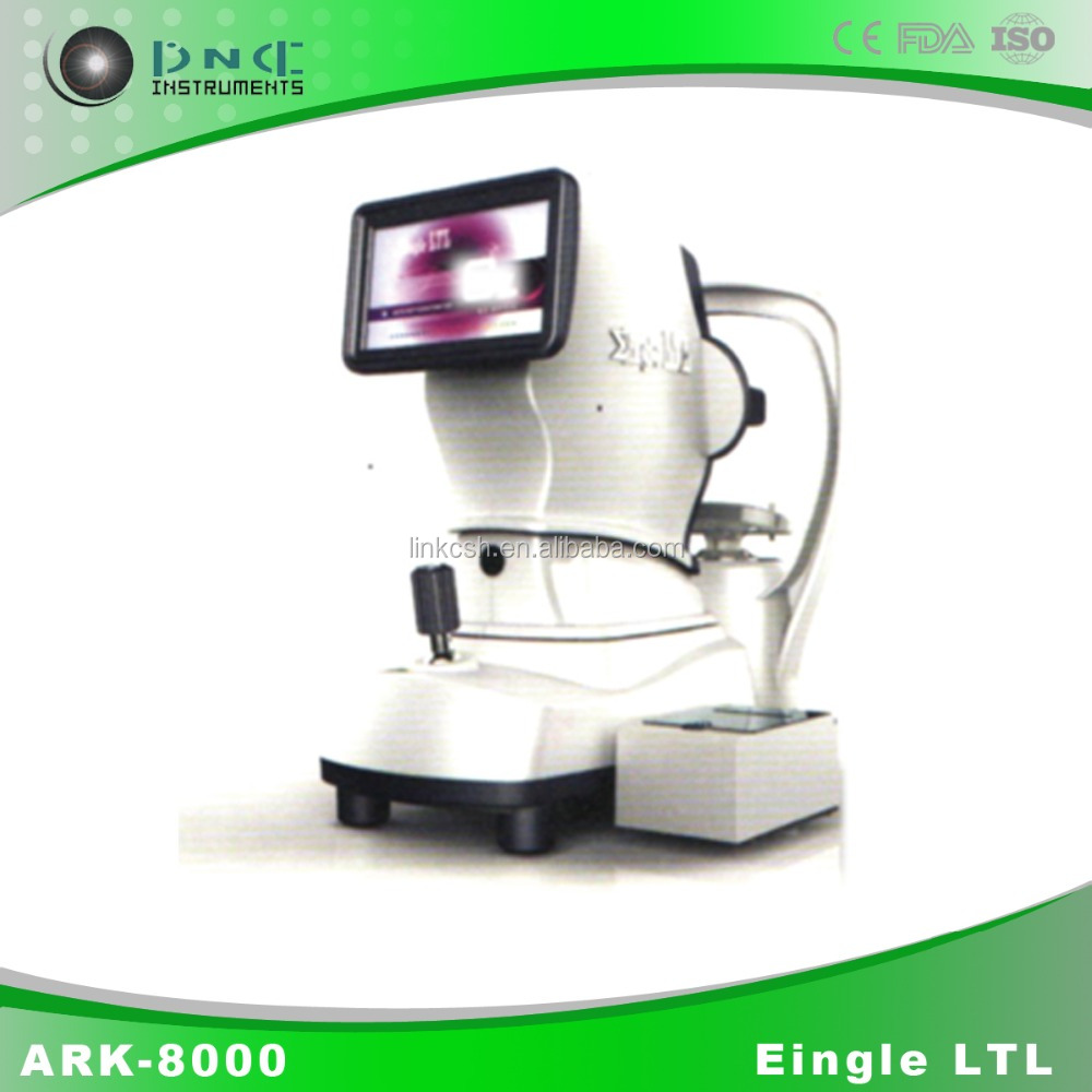 latest professional optical instrument ARK-8000 auto refrac/keratometer