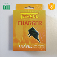 Wholesale 300 Gsm Charger Packaging Foldable