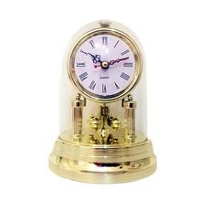 Home decor office cheap gift promotional table clock China