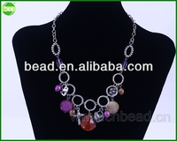 fashion jewelry,necklace,fashion necklace potato shape pearl necklace