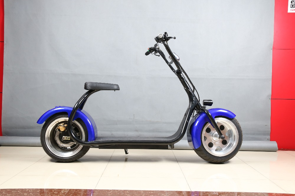 2017 factory citycoco 2 wheeled off road 49cc mini vespa mini gas scooter with CE