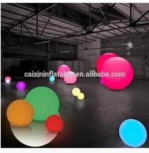 Led Stand Balloon Inflatable Lighting Decoration, Advertising Led Balloon Light