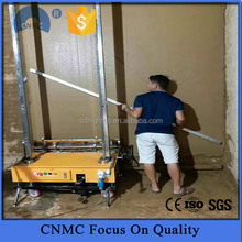 portable 220V automatic wall cement paint mortar plastering machine