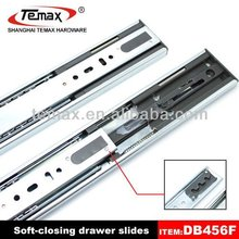Undermount drawer slides full extension