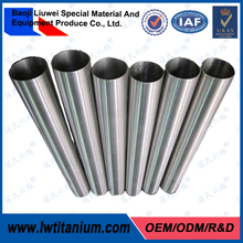 ASTM B338 Grade9 Seamless Titanium Tube for Bicycle Frame