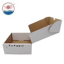 Machine to recycle matte lamination kraft paper cardboard 16x16x6 boxes