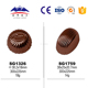 round chocolate molds plastic chocolate mould