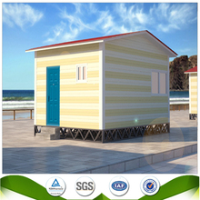 Eco friendly durable 20 years lifespan cheap prefabricated house kits sip panels