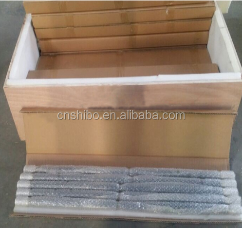 Dumbell type SiC heating elements