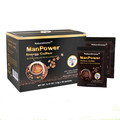 Ginseng Extract Ganoderma Mushroom Male Coffee Powerman