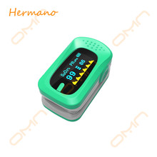 Portable Wireless CE Approved Free OEM Finger Tip Pulse Oximeter with Logo