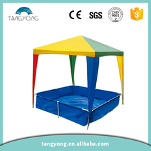 Salable kids tent house