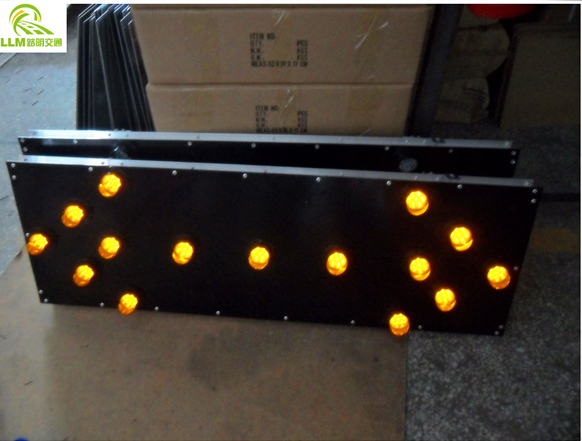 OEM /ODM high luminous led road safety solar parking sign